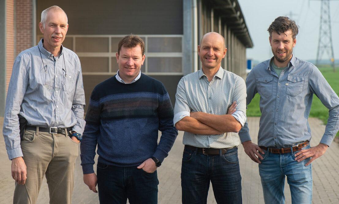 Onafhankelijke voeradviseurs van Nutrivice Consultancy